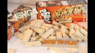Jenga Classic from Hasbro : Product information