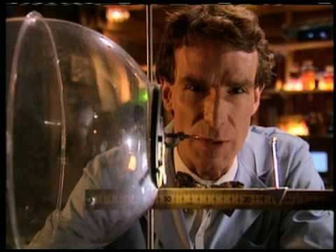 Bill Nye The Science Guy on The Eyeball  (Full Clip)