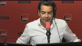 Michel Onfray sur F. Inter : J'ai du mal avec JL Mélenchon, je le reconnais 7/05
