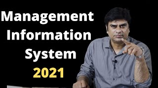 MIS Management Information System(Quick Review) in  Hindi  हिंदी Urdu With Examples
