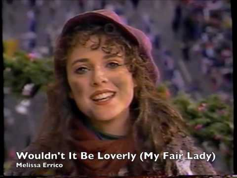 Melissa Errico - Wouldn't It Be Loverly - MY FAIR LADY (1993 Macy's Thanksgiving Day Parade) Mp3