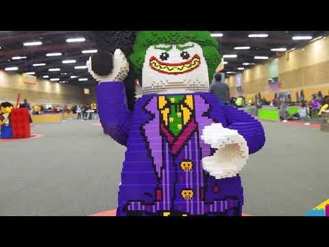 ¡Ven y vive la experiencia LEGO® Fun Fest Colombia en Corferias!