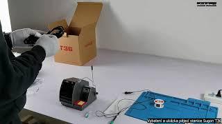 Sugon T36 pajeci stanice JBC C115 Nano pajeci rukojet