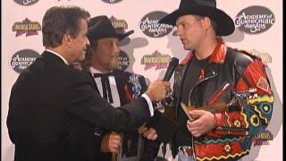 John Michael Montgomery and John Anderson interview with Dick Clark - ACM Awards 1994