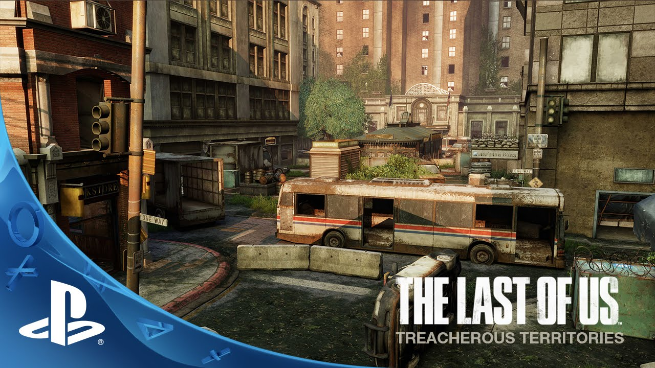 The Last of Us: Free Maps and New Weapons – PlayStation.Blog