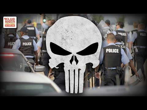 St. Louis Cop Union Asks Officers To Post Punisher Logo In Solidarity With Cops Under Investigation