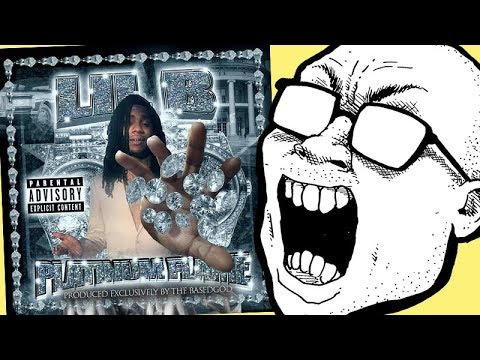 Lil B – Platinum Flame MIXTAPE REVIEW