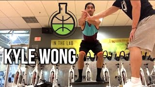 In The Lab & Evaluated By Kyle Wong, Bulding My Body To Dunk A Basketball 2