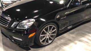 FOR SALE; 2013 Mercedes-Benz E63 AMG (5.5L Twin Turbo)