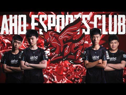 PML亞軍ahq eSports Club