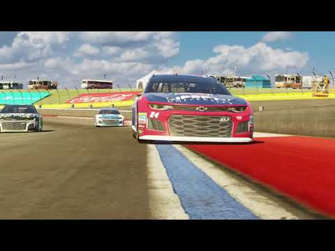 NASCAR Heat 3 Launch Trailer thumbnail