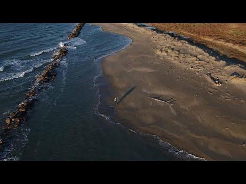 العرب اليوم - شاهد: كوارث تهدّد بإعادة تشكيل شواطئ العالم