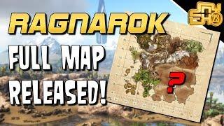 RAGNAROK FULL MAP RELEASED!! RAG FULL MAP EXPLORATION!
