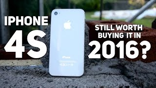 iPhone 4S in 2016... Still worth it?