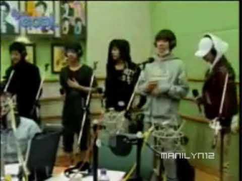 """Download 091106 Sukira W/ SS501 1/? ''Love Like This"""" HD Mp4 3GP Video and MP3"""