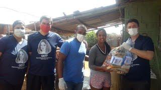Ação Social - GEFF de Campo Grande - MS