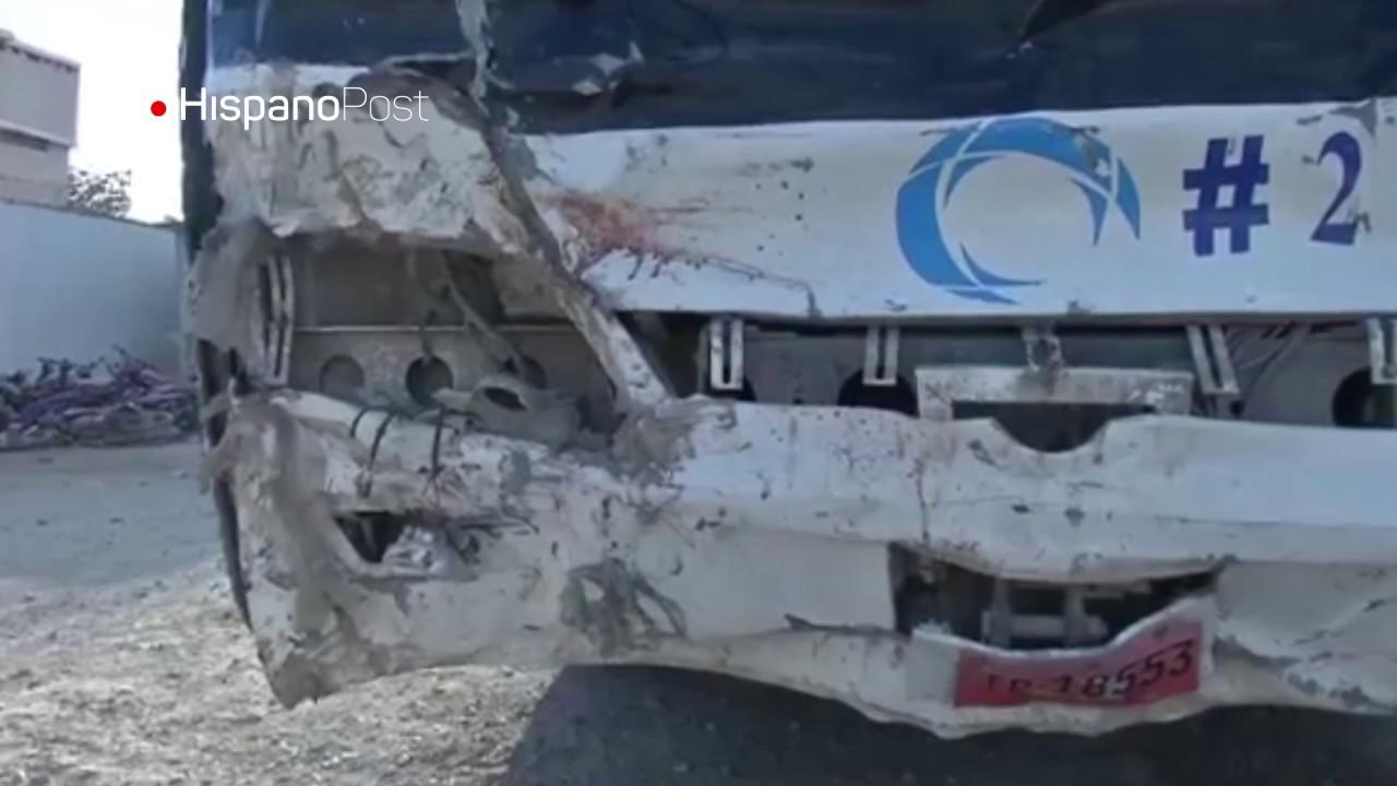 Arrollamiento masivo deja 38 muertos en Haití