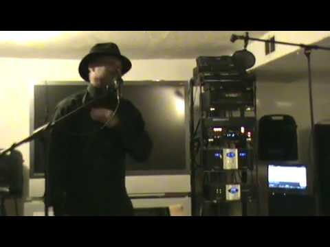 """Donny Hathaway """" A Song For You"""" Sung by Tony J. Boone cover"""
