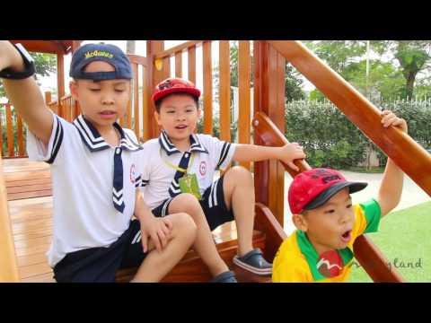 Sân chơi từ thiện bệnh viên Nhi TW