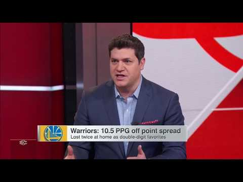 The Golden State Warriors are challenging Las Vegas oddsmakers | ESPN