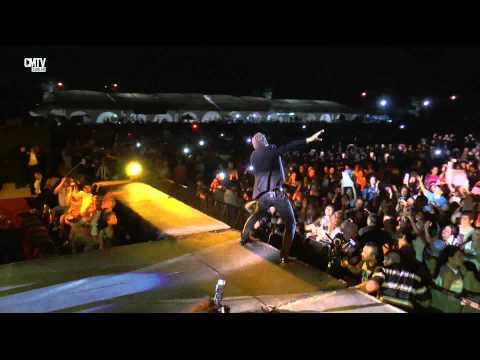 David Bisbal video Quién me iba a decir - Fiesta del Sol - San Juan - Argentina