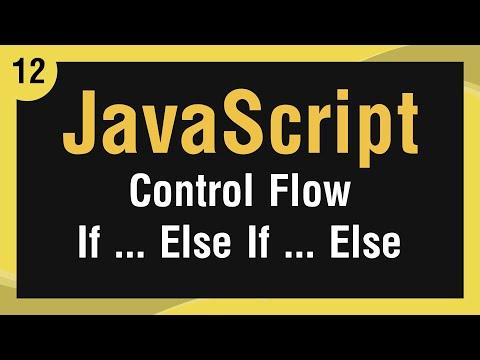 تعلم لغة JavaScript القائمة #1 الفديو #12