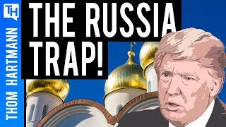 Is Trump Caught In The Russia Trap?