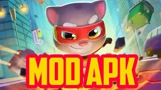 talking tom hero dash mod apk download android 1 - Thủ thuật