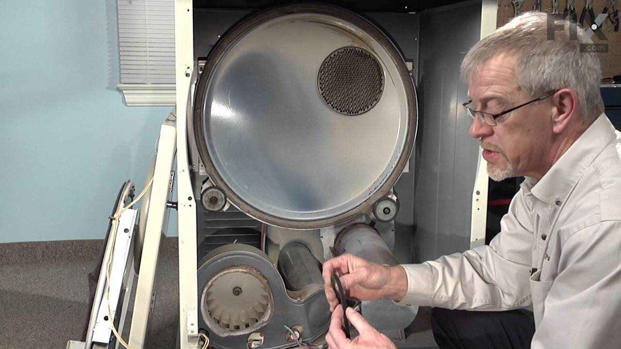 Replacing your Maytag Dryer Roller Shaft