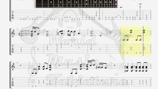 Dio, Ronnie James   Between Two Hearts GUITAR TAB