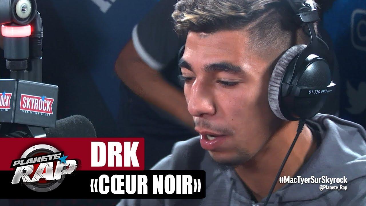 """DRK """"Cœur noir abîmé"""" #PlanèteRap"""