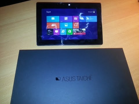 Asus Taichi 21 Full Review and Unboxing English HD