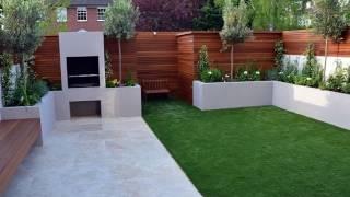 Contemporary Garden Design - Modern Garden Ideas