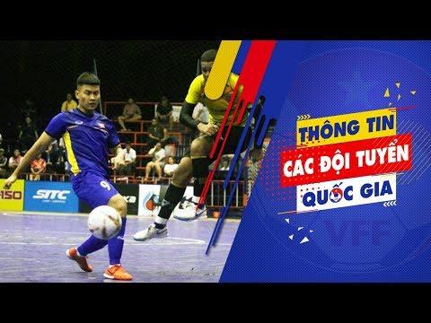 Giao hữu tại Thái Lan, ĐT futsal Việt Nam chia điểm với Thai Port