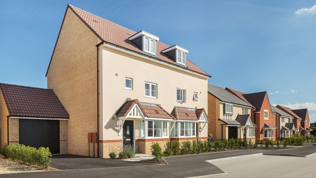 New homes for sale in swindon barratt homes development video malvernweather Images
