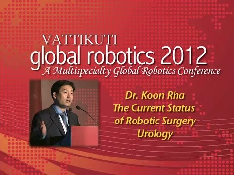 The Current Status of Robotic Surgery- Urology