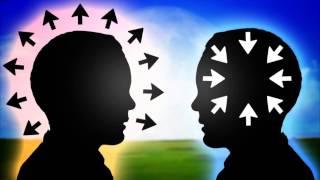 Об интровертах и экстравертах