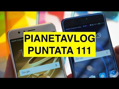 Foto PianetaVlog 111: OnePlus 3S, Note 7 Fail, Honor 8 Premium, Huawei Mate 9 Edge