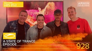 Cosmic Gate, Markus Schulz - Live @ A State Of Trance Episode 928 [#ASOT928] 2019