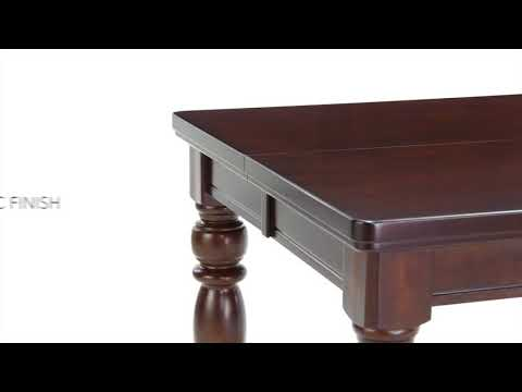 Porter Counter Height Extension Table