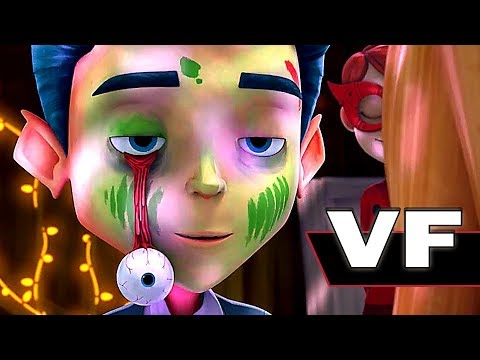 MONSTER ISLAND Bande Annonce VF ✩ Animation (2017)