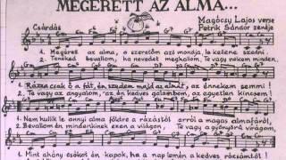 Petrik Sándor - Magócsy Lajos: Megérett az alma