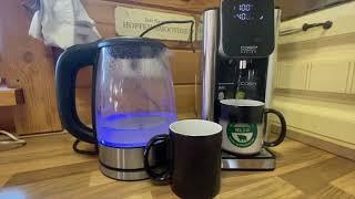 Wer ist schneller? Normaler Wasserkocher vs. CASO HW660 Turboheißwasserkocher
