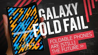 Did The Samsung Galaxy Fold Kill Foldable Phones?