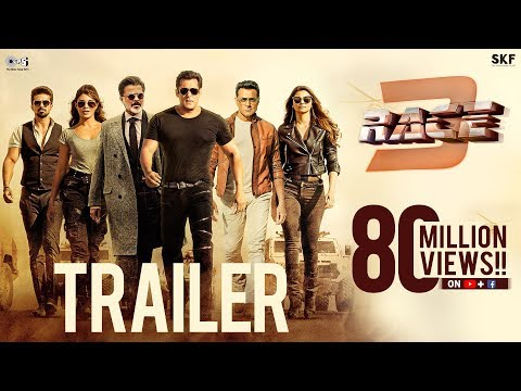 Download Race 3 Official Trailer | Salman Khan | Remo D'Souza | Bollywood Movie 2018 | #Race3ThisEID HD Video
