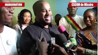 Mali: Rénovation du CSCOM de la Commune II par l'honorable Karim Keita