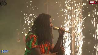 Chronixx Chronology Tour Kenya show