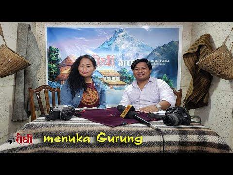 Menuka Gurung - Life, struggle and Social work journey