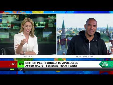 'He thought it was funny': Stan Collymore on Lord Sugar's 'racist' tweet