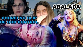 REACTION TO MADONNA   GOD CONTROL
